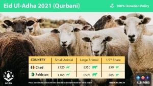 Al-Bir - Qurbani Banner2021 6